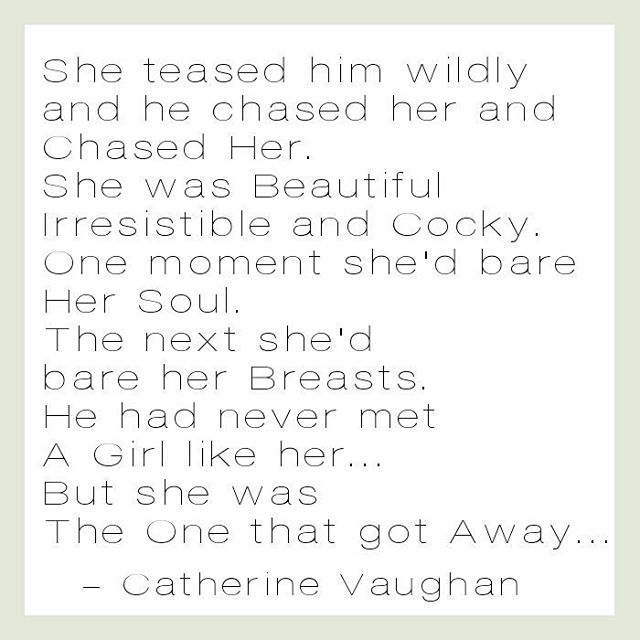 She Teased Him