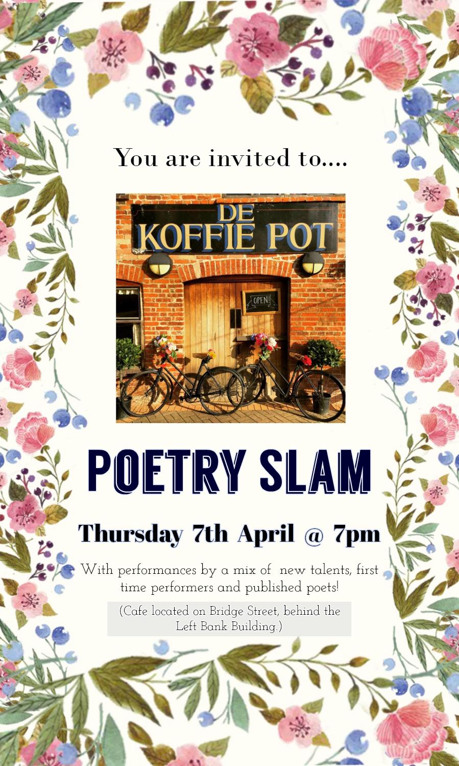 Poetry Slam Easter Poster FULL