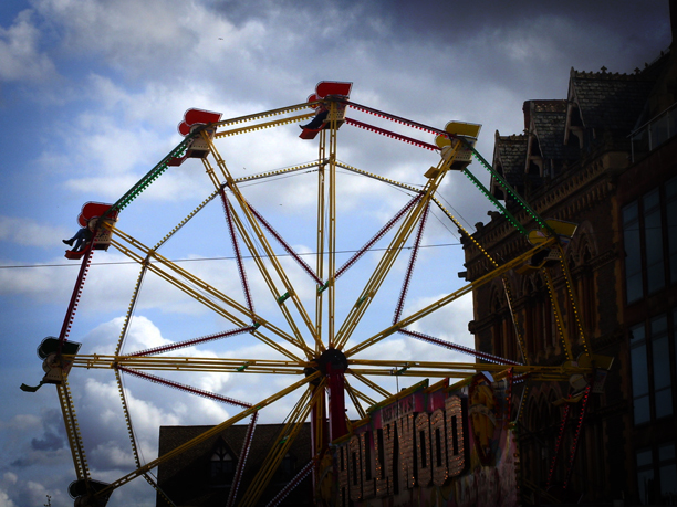 Photo of Big Wheel Hereford May Fair