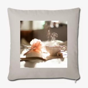teacup pen cushion